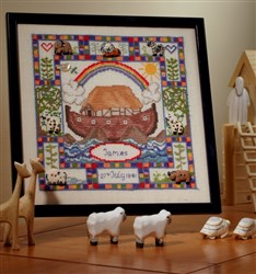 The Animal Ark Birth Sampler