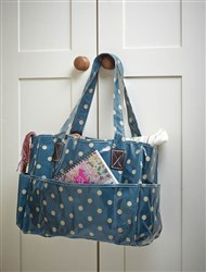 Spotty Stitcher's Tote