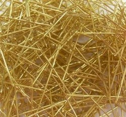 Gold Plated Needles - Loose