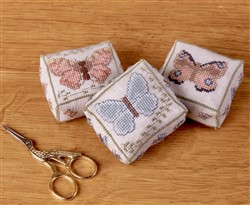 Butterfly Pincushions