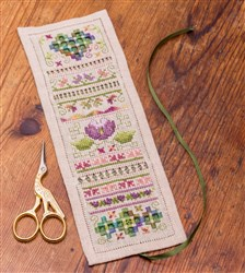 Heather Hemstitch and Hardanger Band