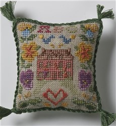 Little Sampler Pincushion