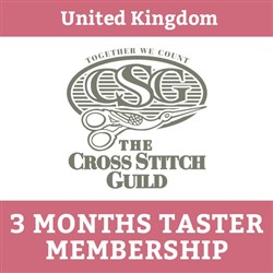 3 Months Taster Membership - United Kingdom