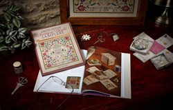 Cross Stitch Antique Style Samplers - Anniversary Edition