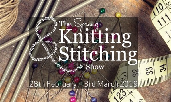 Knitting and Stitching Show - Olympia
