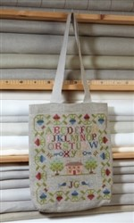 The Sampler Tote Bag