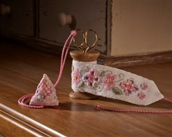 Sugared Almond Scissor Stand and Humbug