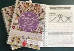 The Stitch Book – over 120 Counted Stitches and Techniques 4th Edition