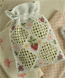 Strawberry and Violet Sweete Bag
