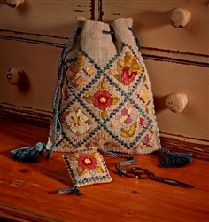 Beaded Tudor Sweete Bag
