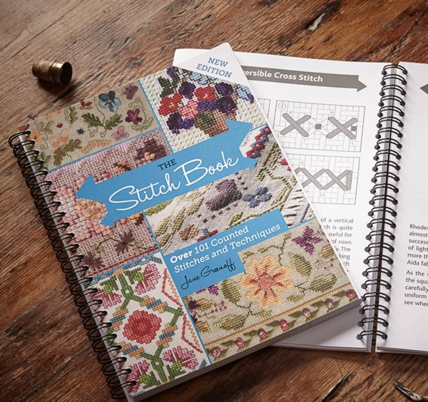 The Stitch Book – over 101 Counted Stitches and Techniques - New Edition
