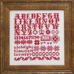 Tiny Red Sampler