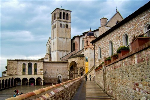 Cross Stitch in Assisi with Jane Greenoff