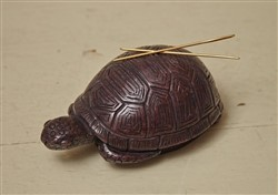 Magnetic Needle Holder - Turtle