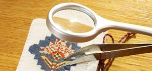 Cross Stitching Magnifiers